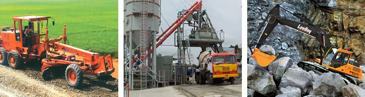 infrastructure & construction equipment
