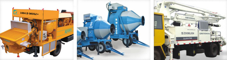 concreting equipment group