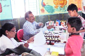 Sixth health camp under 'Swasth Bachhe, Swasth Bhavishya' programme