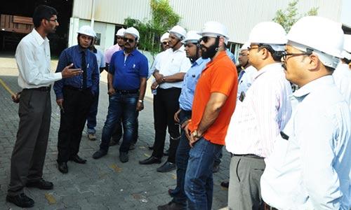 Tata International DLT holds customer meet