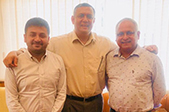 Metals_team_meets_Consular_Minister_in_Nepal_home