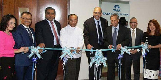 til_inaugurates_yangon_office_myanmar